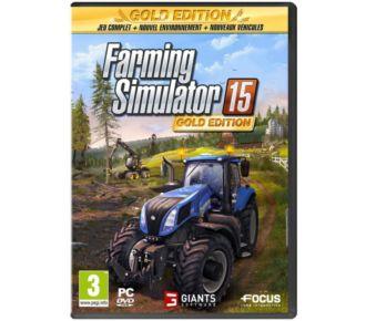 Focus Farming Simulator 15 Gold Edition