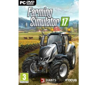 Focus Farming Simulator 2017