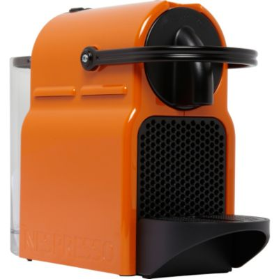 nespresso nespresso magimix 11352 inissia orange chez. Black Bedroom Furniture Sets. Home Design Ideas