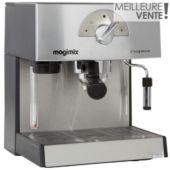 Machine à expresso MAGIMIX 11411 CHROME MAT