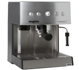 Magimix 11414 AUT CHROME MAT
