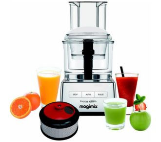 Magimix 4200 XL CHROM BRILLANT + COFFRET SMOOTHI