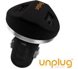 Unplug Unplug Chargeur 2 USB iPhone 4/4s
