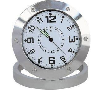 Conecticplus Camera espion horloge