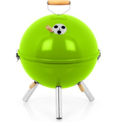 Barbecue charbon INTERCOL BB GRILL Vert