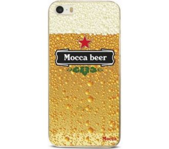 Mocca Coque Beer iPhone 5/5s Mocca