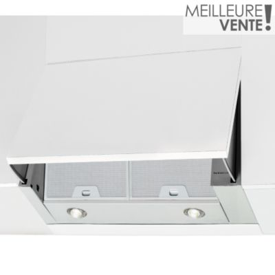 hotte tiroir escamotable vos achats sur boulanger. Black Bedroom Furniture Sets. Home Design Ideas