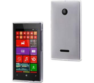 Muvit Coque miniGel Microsoft Lumia 435