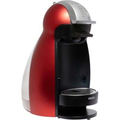 dolce gusto dolce gusto krups genio yy1782fd rouge m tal chez boulanger. Black Bedroom Furniture Sets. Home Design Ideas