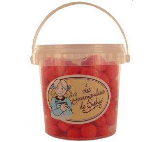 Gourmandises Sophie Seau Fraises