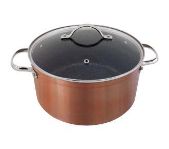 Kitchen Pro Cuivre Excellence Ø24cm avec couvercle