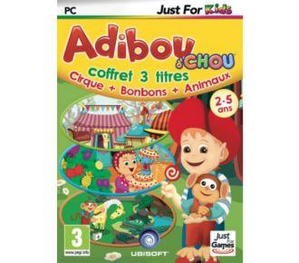 Just For Games Adiboud'Chou au Cirque + Adiboud'Chou au