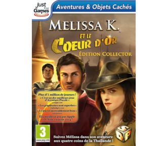 Just For Games Melissa K et le Coeur d'Or