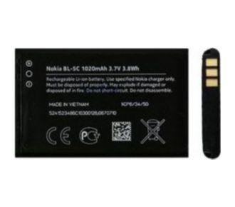 Nokia BATTERIE ORIGINE NOKIA BL-5C Nokia 1200,