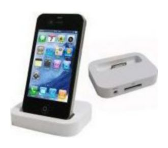 Symphone-E Station de charge iPhone 4/4S