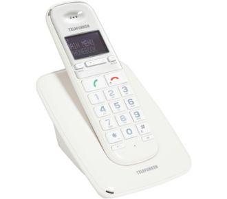 Telefunken TD 301 Pillow Solo Blanc