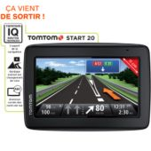 GPS TOMTOM START 20 Europe 45 pays + Housse