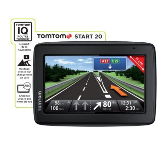 Tomtom START 20 Europe 48 pays + Housse