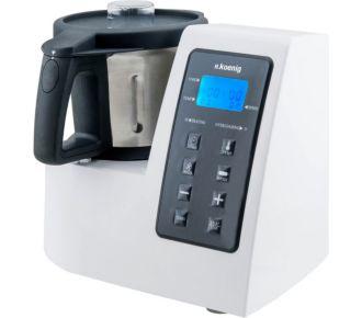 H.Koenig HKM1028 Robot culinaire chauffant