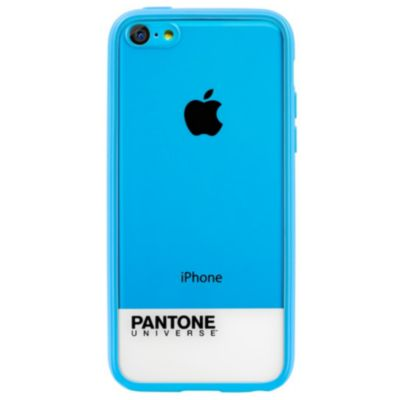 accessoire iphone coque pantone iphone 5c universe blue chez boulanger. Black Bedroom Furniture Sets. Home Design Ideas