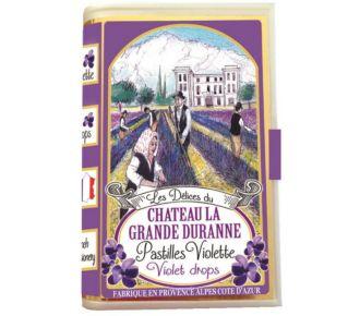 Gourmandises Sophie SIC Livre Les Délices Violette