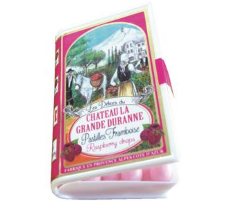 Gourmandises Sophie SIC Livre Les Délices Framboise