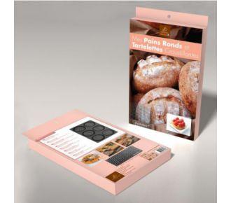 Daudignac Coffret pour pains ronds et tartelettes