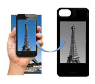 Labcity Coque écran personnalisable iPhone 5/5S