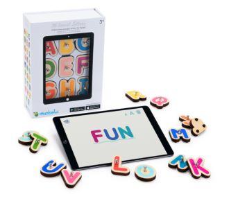 Marbotic pour iPad Smart Letters