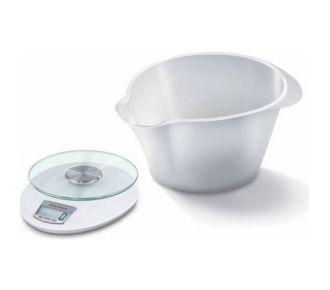 Soehnle Balance de cuisine électronique 5kg - 1g