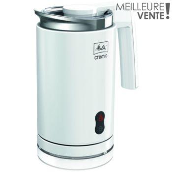 Melitta cremio blanc moulin caf mousseur lait - Moulin a cafe melitta ...