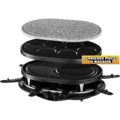 raclette russell hobbs le quatuor 21000 56 raclette fondue sur boulanger. Black Bedroom Furniture Sets. Home Design Ideas