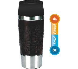 Emsa Isotherme 0.36L chocolat/Inox
