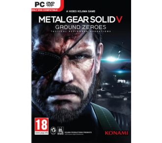 Konami Metal Gear Solid 5 : Ground Zeroes