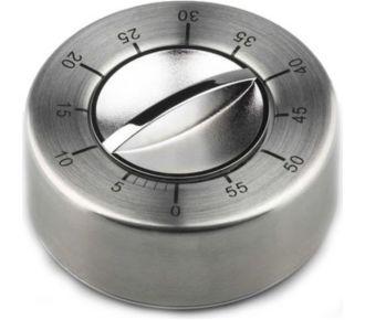 GSD Minuteur mécanique inox 60mn