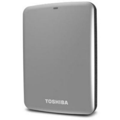 toshiba disque dur externe store canvio 1to silver 2 5 39 39. Black Bedroom Furniture Sets. Home Design Ideas