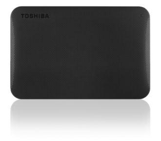 Toshiba 2,5'' 1 To Canvio Ready Noir
