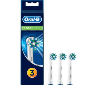 Oral-B Cross Action x 3