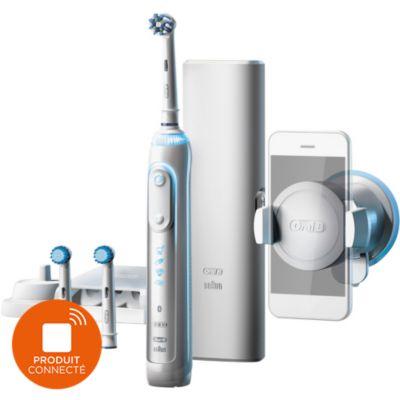 hygi ne bucco dentaire brosse dents lectrique chez. Black Bedroom Furniture Sets. Home Design Ideas