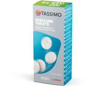Bosch détartrant Tassimo TCZ6004 (4 pastilles)