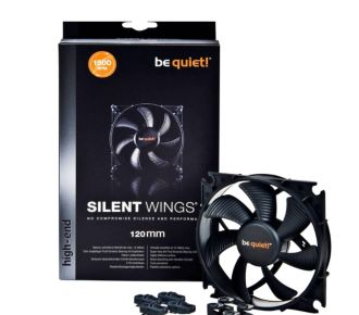 Be Quiet Silent Wings2 120mm 1500RPM 15.7DBA 3PIN