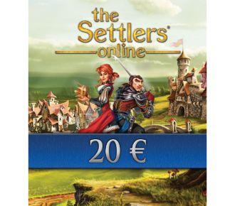 Ubisoft The Settler Online 20 Euros