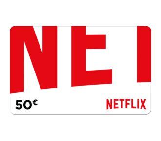 Netflix 50 Euros