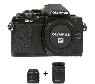 Olympus OM-D E-M10 M II + 14-42mm + 40-150mm
