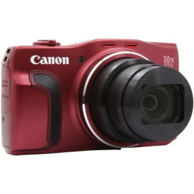 canon appareil photo compact sx710 rouge compact. Black Bedroom Furniture Sets. Home Design Ideas