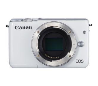 Canon EOS M10 blanc nu