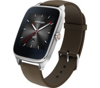 AsusZenwatch 2 Gris Silicone