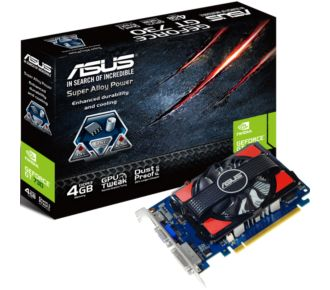 Asus GT730-4GD3 - 4 Go DDR3 - PCIe 2.0