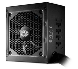 Cooler Master GM Series  ATX12V 2.31 - 80 PLUS Bronze