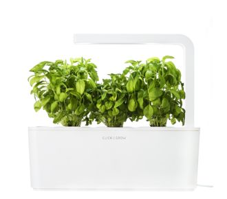 Click And Grow Smart Herb Garden blanc